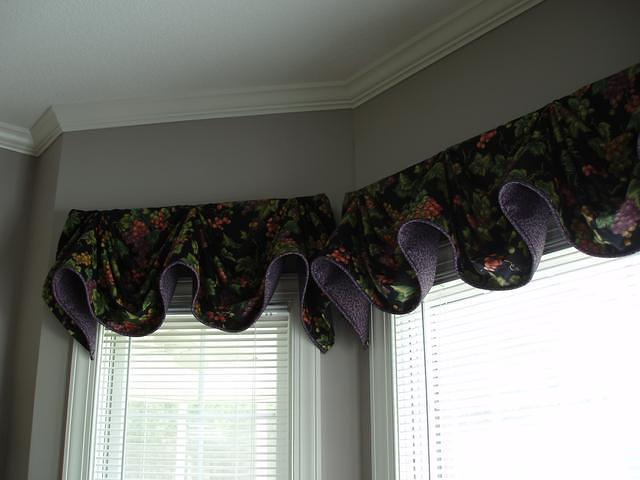 Dinette curtains