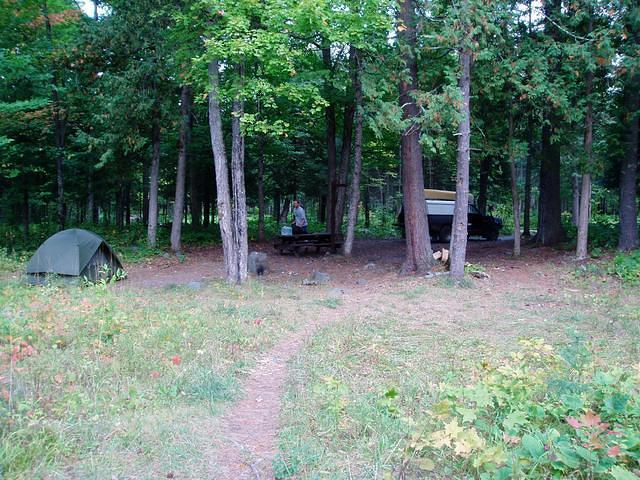 another view of our great campsite
