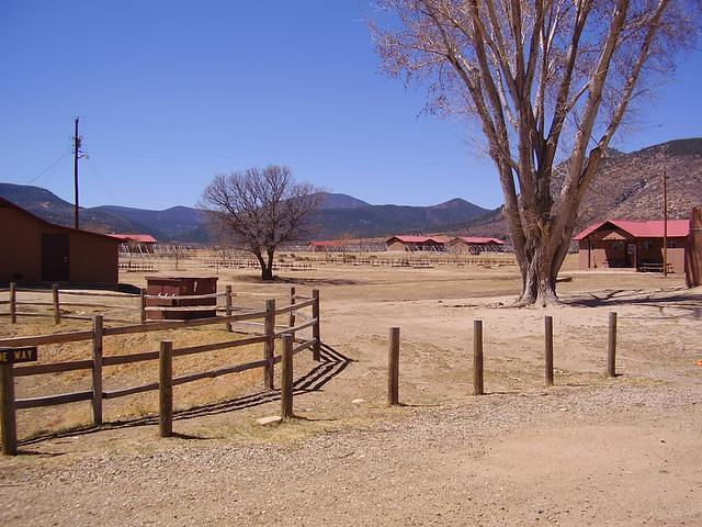 Tent Frame City (Formerly Tent City, Philmont USA)