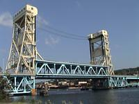 Portage Lift Bridge